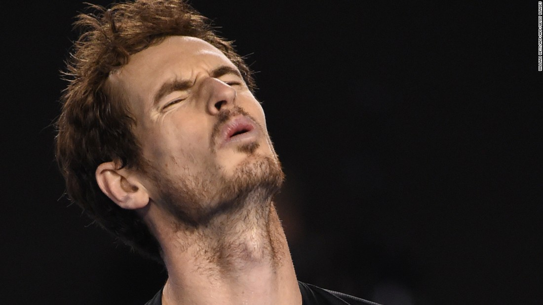 The announcement came just over a week after Murray lost the Australian Open final to Novak Djokovic for a fourth time.