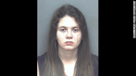 Natalie Keepers is the second person to be arrested by Blacksburg Police in the abduction and murder of Nicole M. Lovell.
