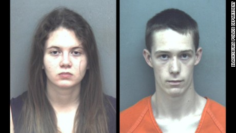 Natalie Keepers and David  Eisenhauer have been arrested in the case.