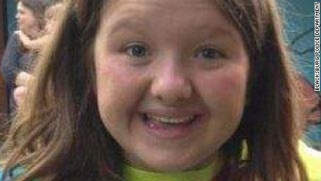 Nicole Madison Lovell, 13, had been missing since Wednesday.