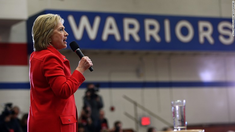 "Panelist: Would be ""shocking"" for Clinton to win NH"