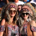 Wellington 7s fans native americans