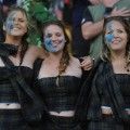 Wellington 7s fans Scotland