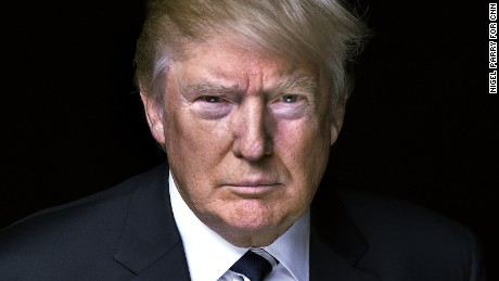 Does Donald Trump represent us?