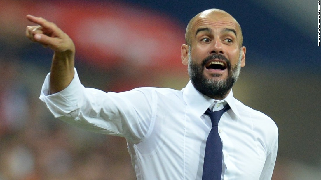 Although he is currently the manager at Bayern Munich, Pep Guardiola is slotted to take over duties at Manchester City once the season ends. Both Guardiola and Manchester City insist the unusually early announcement will not pose a distraction to either club.