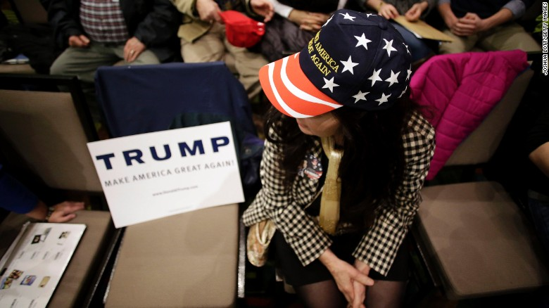 Can Donald Trump win over women voters?