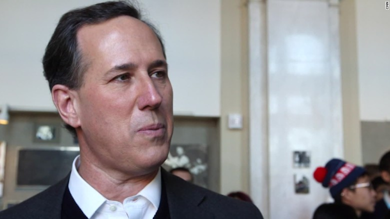 Rick Santorum to end White House bid