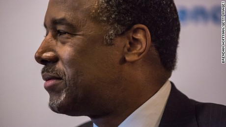 Carson questions the 'culture' of Cruz campaign