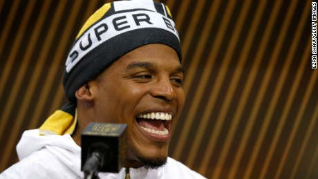 NFL stars, wacky characters rule Super Bowl Opening Night