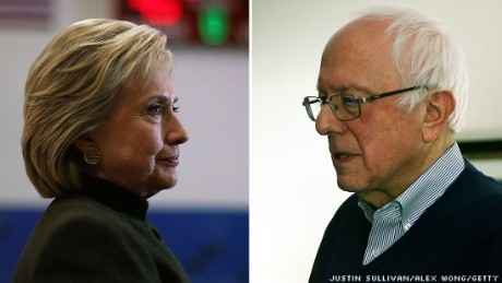 Sanders, Clinton battling for Independents