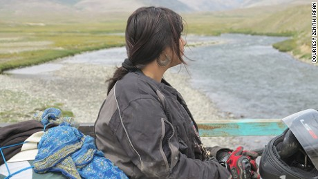 Irfan arrives at Deosai Plains -- one of the highest plateaus in the world.