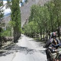 Pakistan motorcycle girl7Skardu in Gilgit-Baltistan