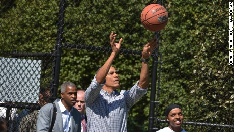 What U.S. Presidents do for fun