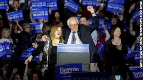 Bernie Sanders' big test in Michigan
