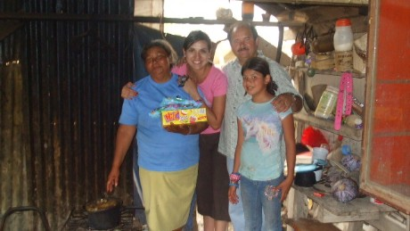 Rosa Flores discovered her calling after visiting with people in Mexico.