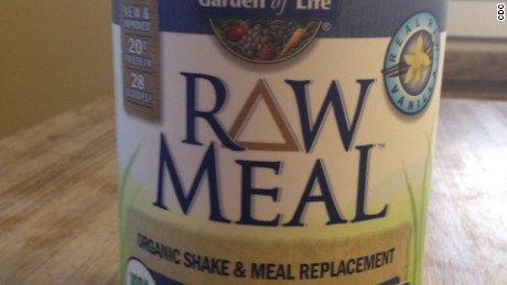 Garden of Life voluntarily recalled some of its RAW Meal Organic Shake & Meal products.