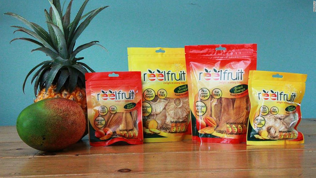Launched in 2012, Reelfruit aims to provide Nigerians with dried fruit snacks. The company's founder, Affiong Williams, was named one of Africa's most promising young entrepreneurs by Forbes in 2015.