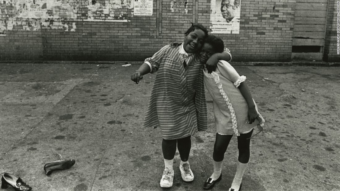 Draper wanted his photography to dispel the stereotypes placed on African-Americans during a turbulent period for race relations. When this photo was taken in New York in 1965, Jim Crow laws were still enforcing segregation in southern states.