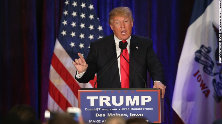 Trump: I would prefer to win in New Hampshire