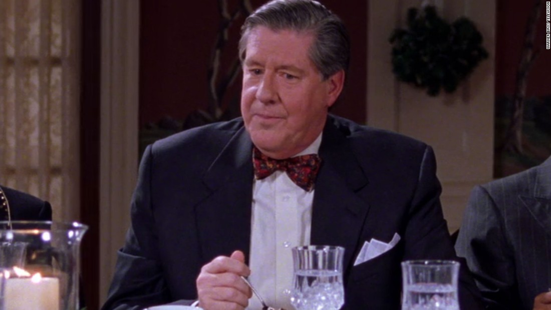"Edward Herrmann, who played patriarch Richard Gilmore on the show, died of cancer in 2014. A longtime Broadway actor, he won a 1976 Tony award in George Bernard Shaw's ""Mrs. Warren's Profession"" and was nominated for another for David Hare's ""Plenty."" He also had movie roles in ""The Paper Chase,"" ""The Great Gatsby,"" ""Reds"" and ""The Purple Rose of Cairo,"" among others."