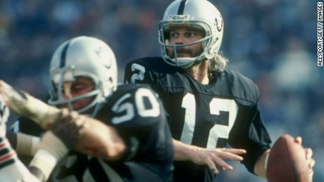 Ex-NFL player Ken Stabler had concussion disease CTE, doctor says