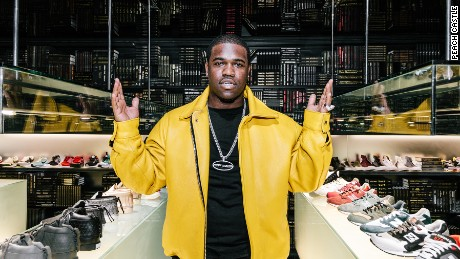 A$AP Ferg: 'My father had me wearing Versace at a young age'