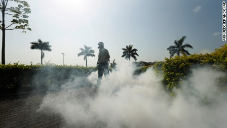 Zika virus: Is DDT an option?