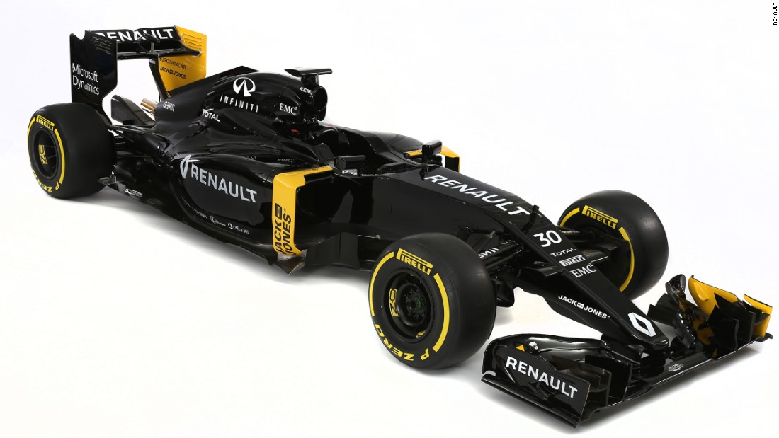 renault returns to f1 seeks greater exposure cnn. Black Bedroom Furniture Sets. Home Design Ideas