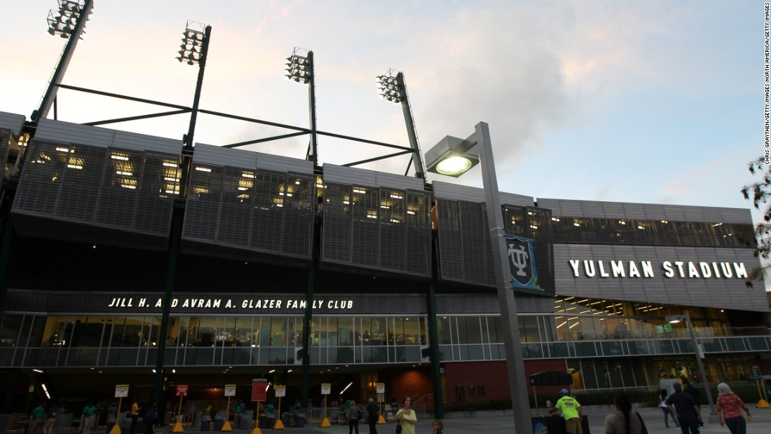 Yulman Stadium has a capacity of 30,000, less than the 35,000 with which its predecessor opened with in 1936. Yulman, however, boasts 4,500 club seats.