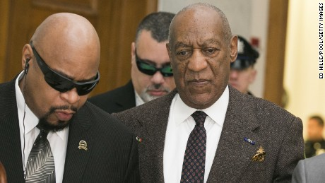 Bill Cosby arrives for the second day of hearings in Pennsylvania on February 3, 2016. Cosby has been accused of sexually abusing several women. (Ed Hille-Pool/Getty Images)