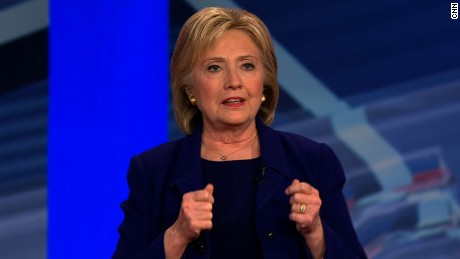 Why Hillary Clinton, not Bernie Sanders, 'won' the CNN town hall