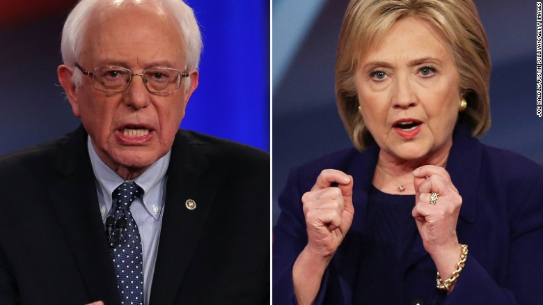 Clinton, Sanders target minority voters in Nevada