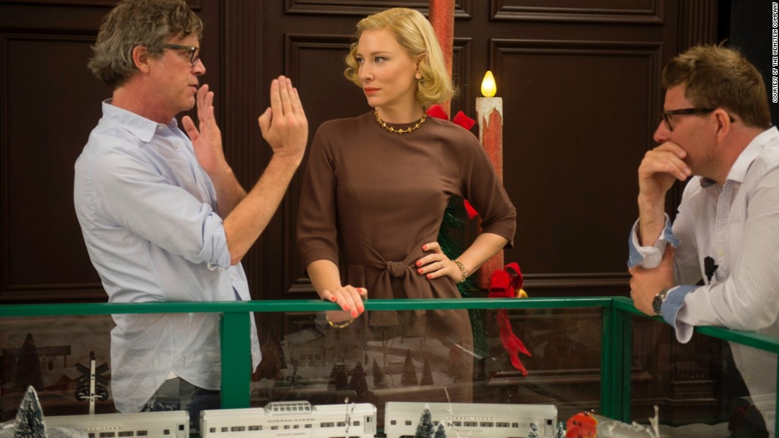 "The film is Powell's third collaboration with director Todd Haynes. They previously worked together on ""Velvet Goldmine"" (1998) and ""Far From Heaven"" (2002). ""Carol"" is the latest in her longstanding relationship with Cate Blanchett."