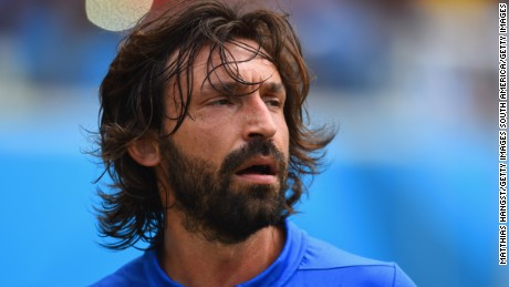 Euro 2016: 'No Andrea Pirlo, no party' in France?