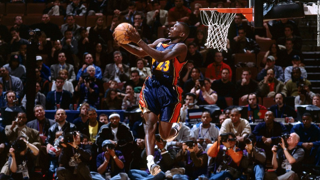 The NBA adopted a tournament format this time around. Richardson defeated Mason, the defending champion, in the semifinals before dispatching Gerald Wallace in the final. Richardson's performance included a 360 windmill and a reverse dunk he caught off the bounce.