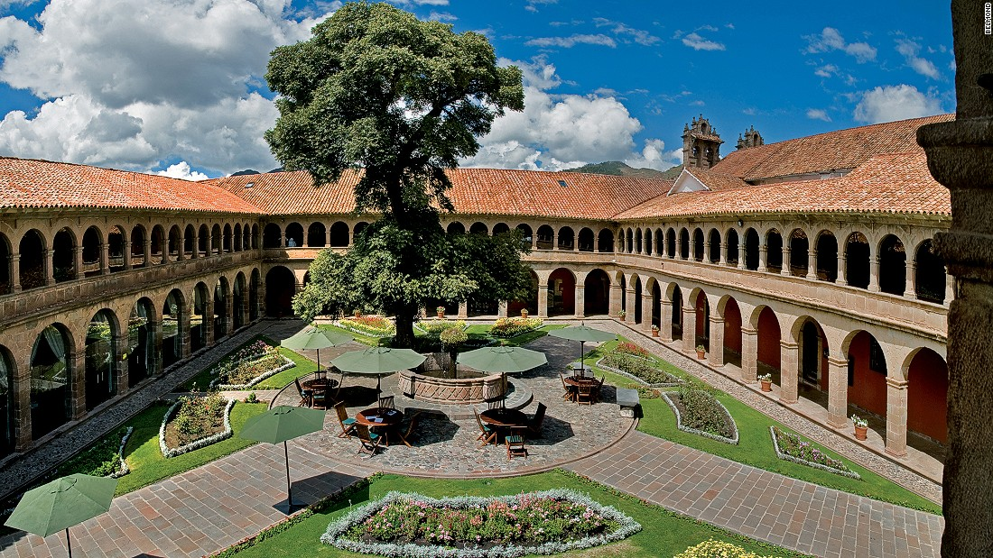 Belmond Hotel Monasterio is a favorite with travelers en route to Machu Picchu.  A lavish five-star property, it's set within a refurbished Baroque seminary that, like many of Cusco's historic monuments, was built by 16th century Spanish colonists atop Inca foundations. <br />