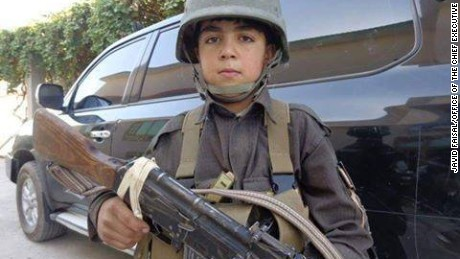 Wasil, in combat gear last year, had returned to civilian life before his death.