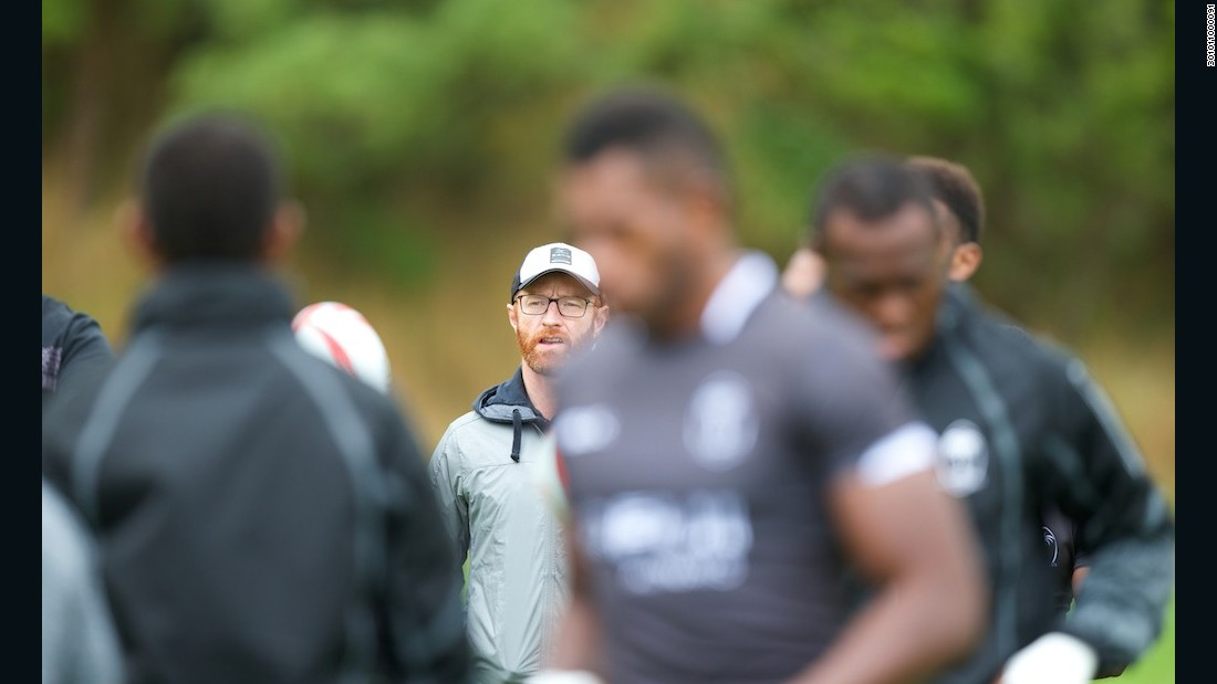 Ryan had grown disillusioned with the game in England, but he thanks Fiji for reviving his love for rugby.
