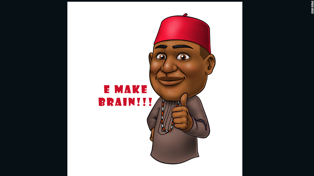 "<a href=""http://www.afroemoji.com/"" target=""_blank"">Afro Emoji </a>has launched. The app includes sticker characters with a range of African phrases and captions. They can be fully customized by users for their preferred language."