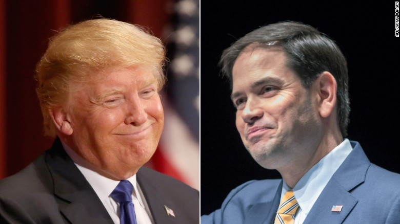 Donald Trump, Marco Rubio say Ted Cruz is lying