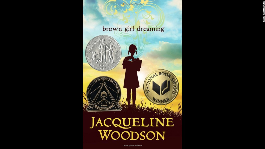 "In ""Brown Girl Dreaming,"" author Jacqueline Woodson describes her childhood growing up in the 1960s and 1970s in South Carolina and New York."