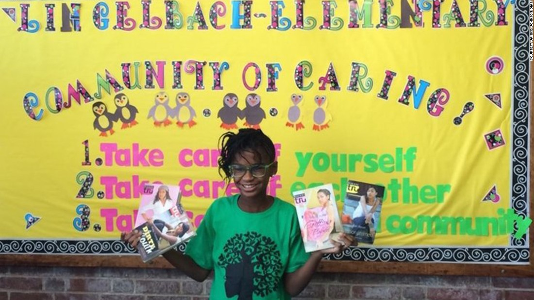 "Marley Dias, 11, was tired of reading books about ""white boys and their dogs"" so she began looking for stories about black girls. Here's a sampling of some of the titles she's found so far."