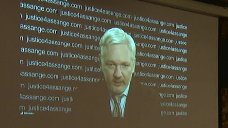 Assange: 'You broke the law'