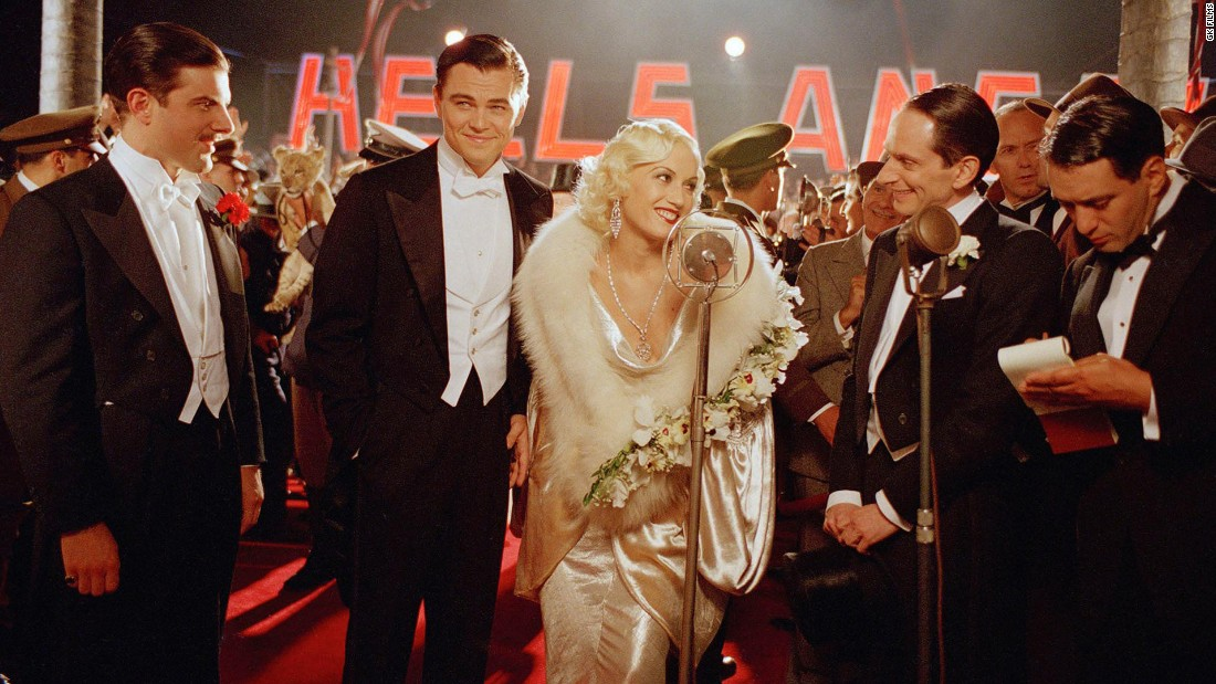 "The designer's second Academy Award came from another Scorsese film, ""The Aviator"" (2004). Powell designed costumes for Cate Blachett, who played Katherine Hepburn and won an Oscar for Best Supporting Actress."