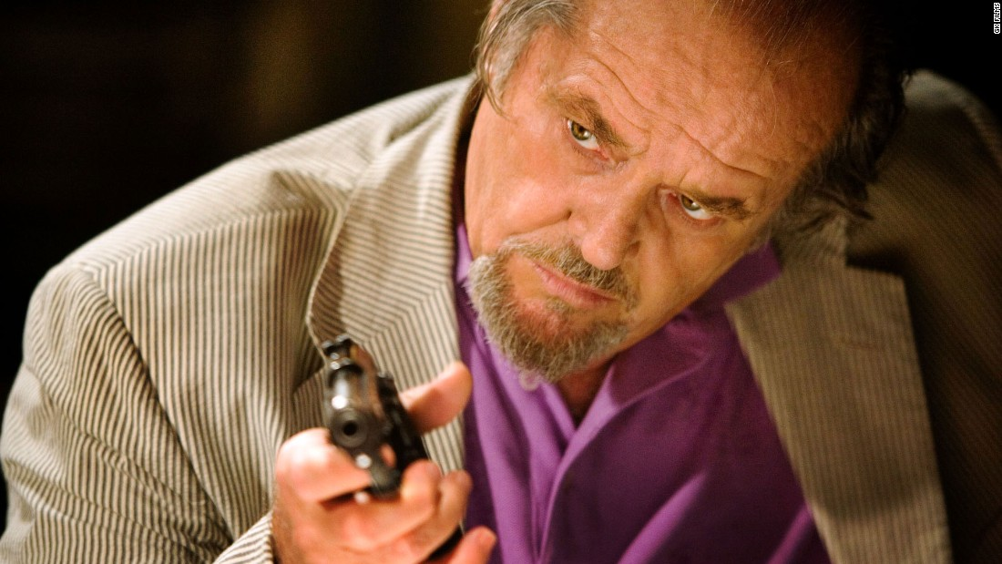"""The Departed"" (2005) starred Jack Nicholson, Leonardo Di Caprio and Matt Damon. It's most known as the film that finally secured the Oscar for Best Director for Martin Scorsese."