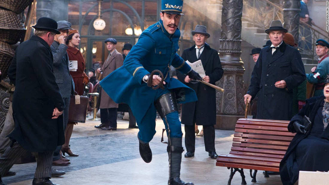 "Another period film, Scorsese turned to Powell for the look of 1930s Paris in ""Hugo,"" earning herself an Oscar nomination in 2011 for dressing the likes of the inept Station Inspector, played by Sacha Baron Cohen."