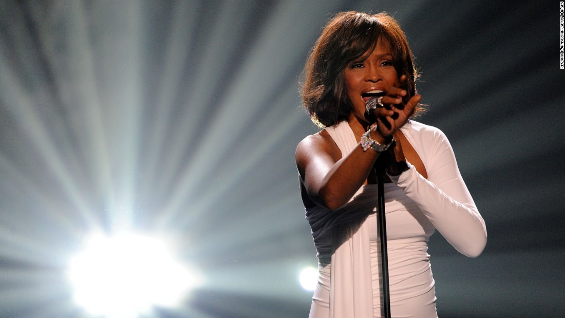 "The late <strong>Whitney Houston</strong> excelled at big-voiced romantic ballads, from ""Saving All my Love For You"" to ""Where Do Broken Hearts Go."" But it was her 1992 rendition of Dolly Parton's ""I Will Always Love You"" that melted hearts around the globe. Here's a look at other romantic singers of the last century."