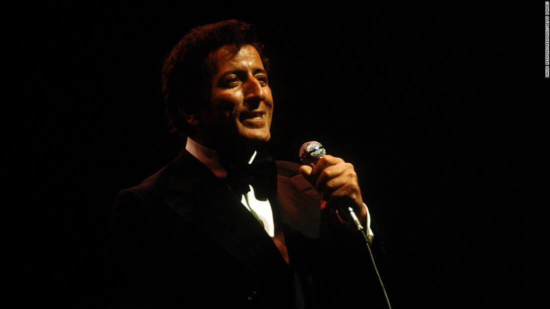 "<strong>Tony Bennett</strong> gave us the timeless ""I Left My Heart in San Francisco"" and at 89 is still going strong."