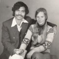 Mahanandia Von Schedvin couple
