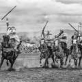 fantasia horse festival guns